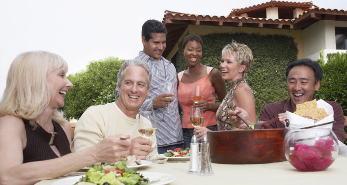 The Importance of Socializing as We Grow Older